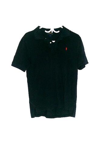 Men's Ralph Lauren Polo Shirt Navy Blue L