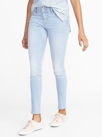 DESIGN LAB - Women's Faded Skinny Jeans -  Size 29 - Retail $89.00