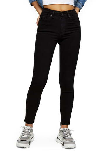 DESIGN LAB - Women's Black Skinny Jeans - Size 30 - Retail $89.00