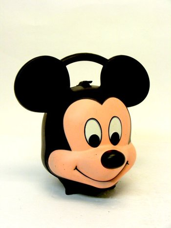 Alladin Mickey Mouse Lunch Box