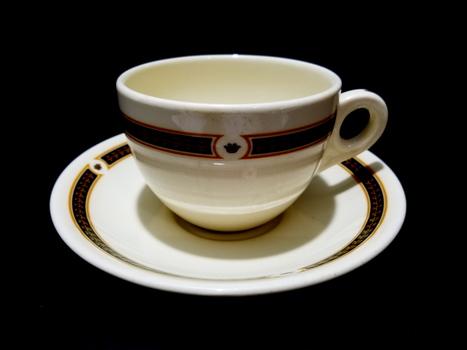 Royal Doulton English VTG Bone China Tea Cup and Saucer