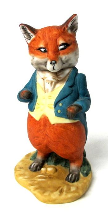 Kaiser Fox Figurine
