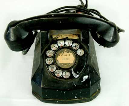 1940s Classic Telephone Made by Phillips Electrical Works Ltd.