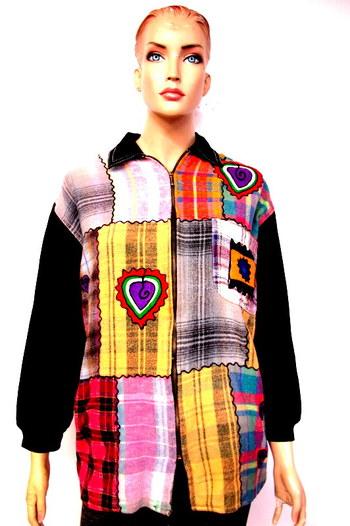 Funky Vintage Women's Joujou Jacket - Size S