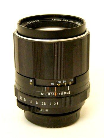 smc Takumar 105mm f2.8 Lens