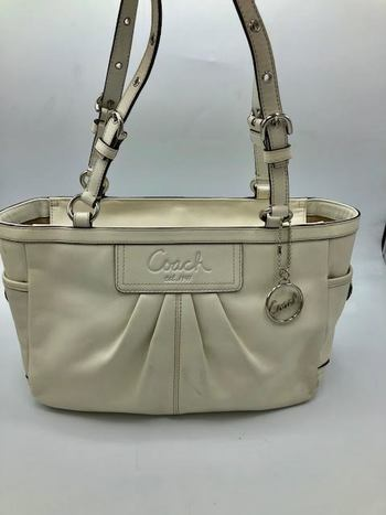 Coach East West Gallery Tote Bag Retail $349