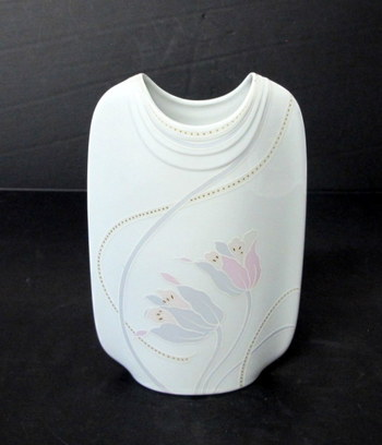 Vintage Kaiser Porcelain Flower Vase