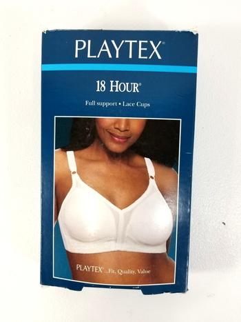 Playtex 18HR Full Support Bra / Size 34B