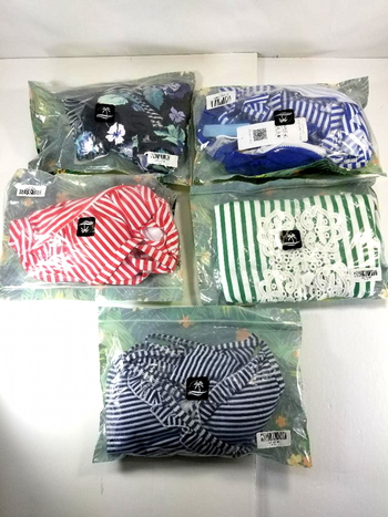 NWT Lot of 5 Cupshe Ladies Swimsuits - Size M