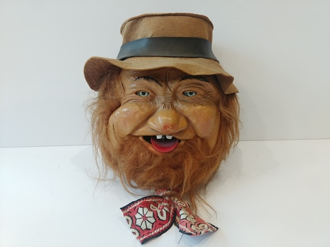 Vintage Bibi Products Original Peter Animatronic Halloween Decoration
