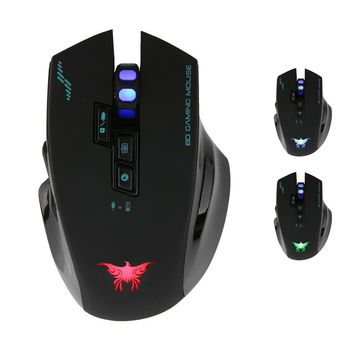 New 2.4G Wireless Gaming Optical Mouse