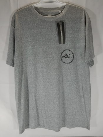 NWT O'Neil Mens Grey T Shirt