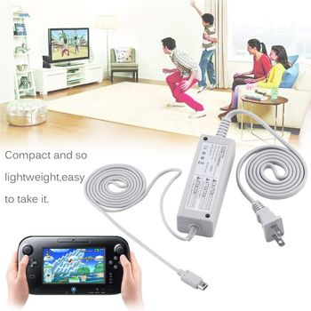 AC Charger Power Supply Adapter for Nintendo Wii U Console Game-Pad US Plug AL US