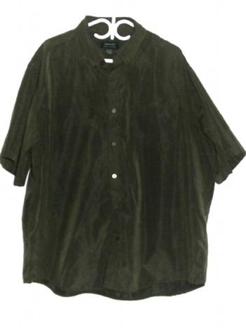 Vanderbilt Button Down Casual Shirt XXL