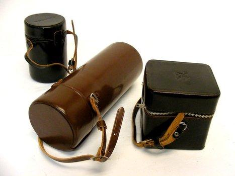3 Topcor (exakta) Lenses