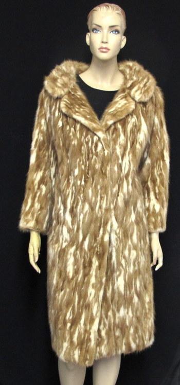 Vintage Women's Mink Coat-Size M/L