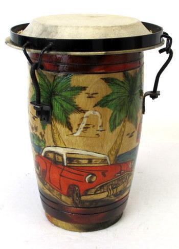 Vintage Cuban Conga Drum