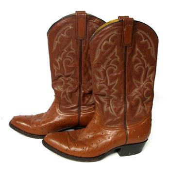 Rudel Men's Cowboy Boots -Size 10M