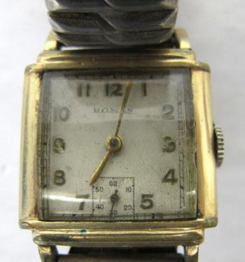 Vintage Women's Roman Watch