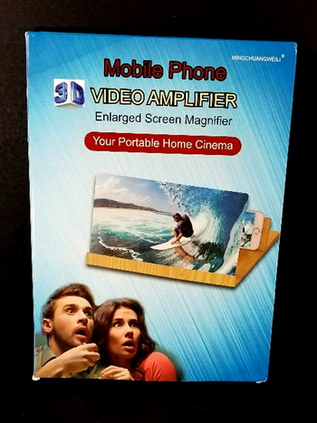 Mobile Phone Enlarged Scree Magnifier