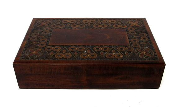 Wooden Trinket/Keepsake Box