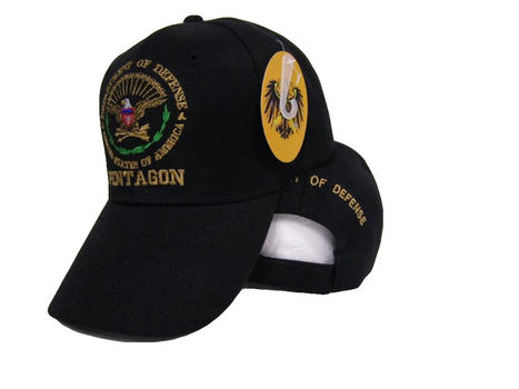 Department of Defense Pentagon America US United States Embroidered Cap Hat