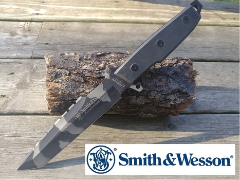 """13.5"""" SMITH & WESSON Homeland Security Knife"""