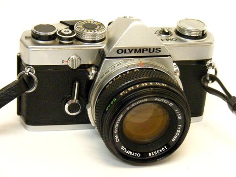 Olympus OM1 & 2 Lenses