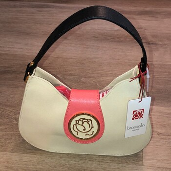 Braccialini New Italian Bag Retail $490.00