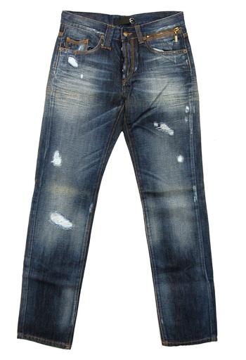 CAVALLI Men's Italian Designer Jeans - Tag Size 31 - Retail $595.00