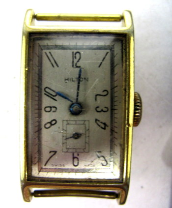 Vintage Hilton Women's Watch