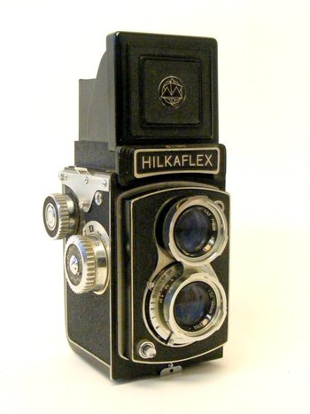 1950's  Hilkaflex  Camera