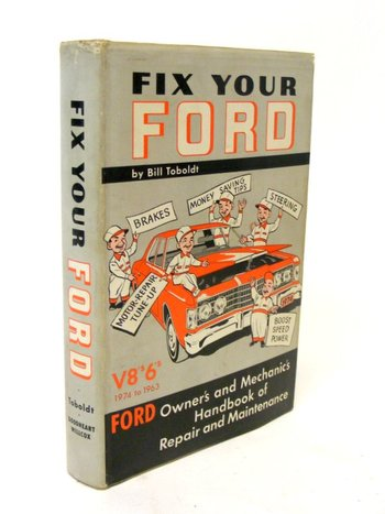 Fix Your Ford 1963-1974