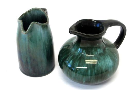 2 Original Blue Mountain Pottery Creamers