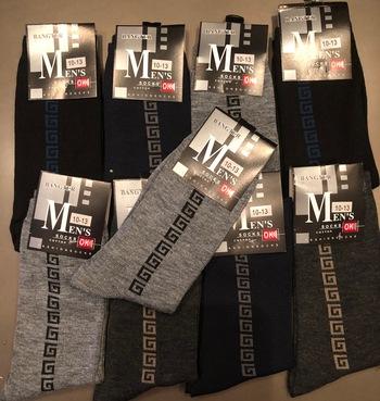 Mens Fashion Dress Socks Size 10-13