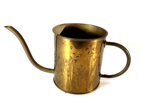 VTG Holland Tin Watering Can