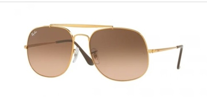 Ray Ban Sunglasses 3561 The General $170.00