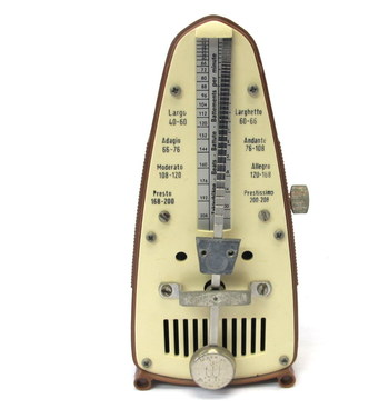 Vintage Wittner Pazision Metronome - Made in Germany