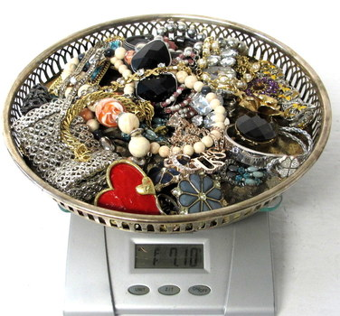 Over 1 Pound of Jewelry