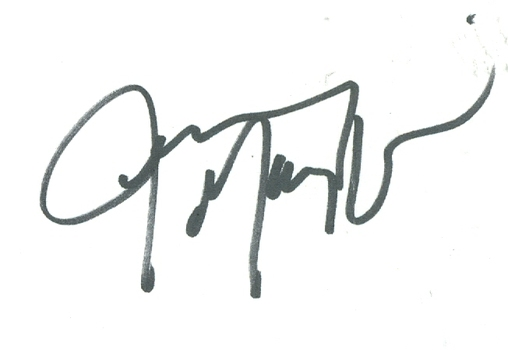 Jeremy Mayfield American Stock Car Race Car Driver Signed Autographed 3x5 Index Card w/coa $100 Retail