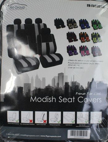 Modish Seat Covers