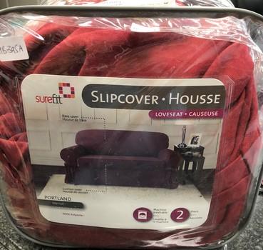 Surefit Slipcover Loveseat 2 Piece Retail $150.00