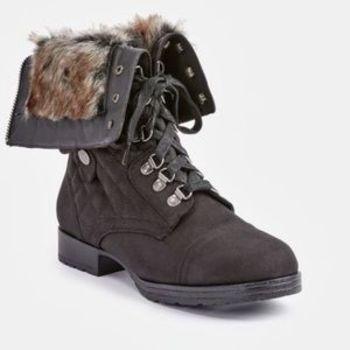 JustFab Women's Boots Sz 7