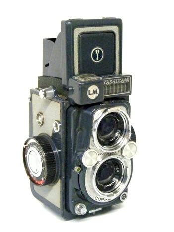 1955  Yashica 44 LM Camera