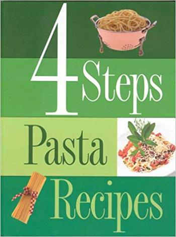 4 Steps Pasta by Trecarre Hardcover