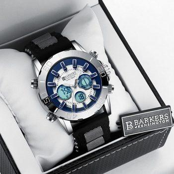 New Barkers of Kensington Aero Sport Watch, Retail $725.00