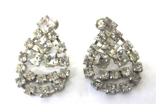 Vintage Pair of Coro Earrings