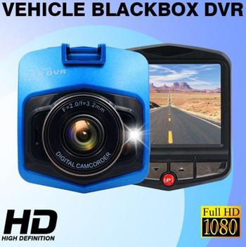 Vehicle Black Box DVR - HD