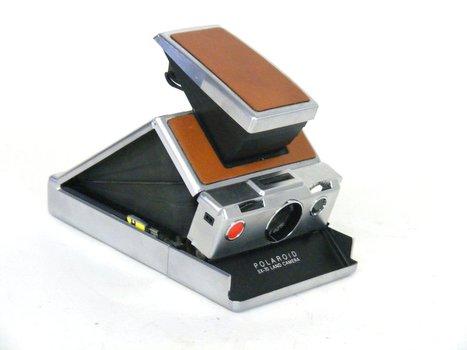 Polaroid SX-70 Camera