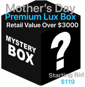 Mother's Day Luxury Beauty Box Retail Over $3000